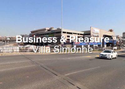 Business & Pleasure | Villa Simonne