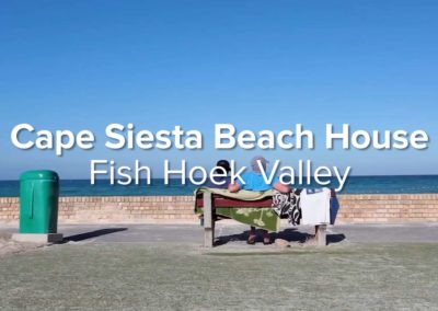 Cape Siesta Beach House | Fish Hoek Valley