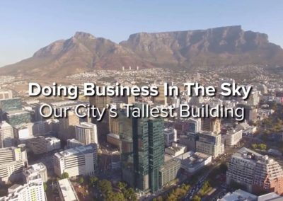 Doing Business In The Sky | Video Marketing of Our City's Tallest Building
