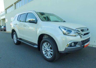 Vehicle Special Offer Video | Isuzu MU-X