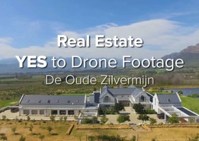 YES to Drone Footage | Real Estate | De Oude Zilvermijn